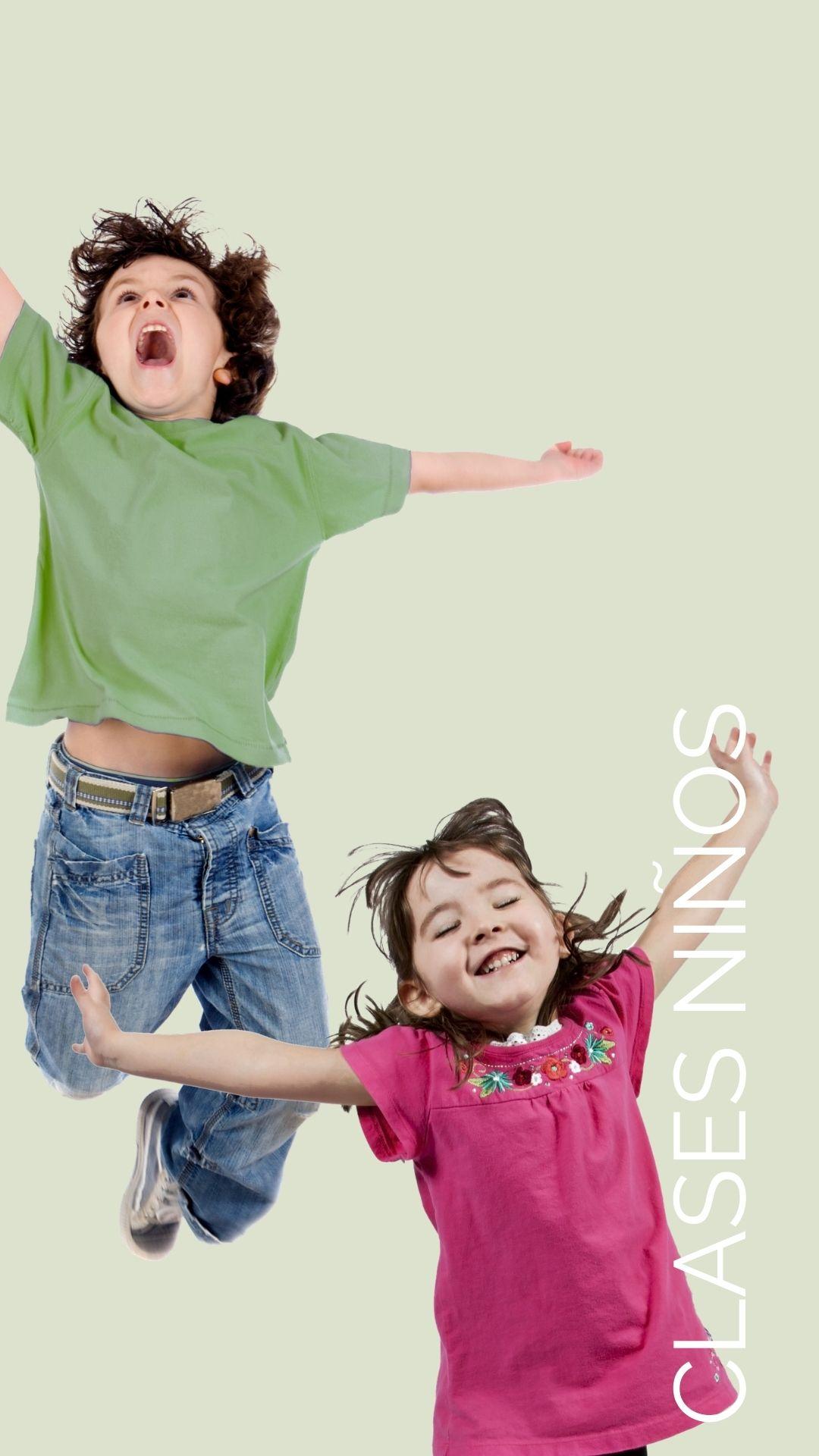 Clases de baile para niños en Gandía